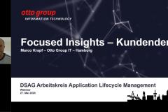 DSAG Arbeitskreis Application Lifecycle Management