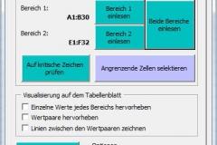Kompaktes Tool mit übersichtlicher GUI